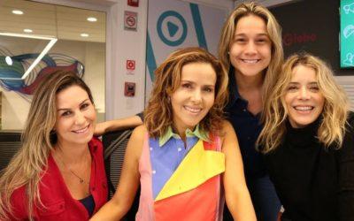 Programa Fernanda Gentil – Rádio Globo – 08/05/2018