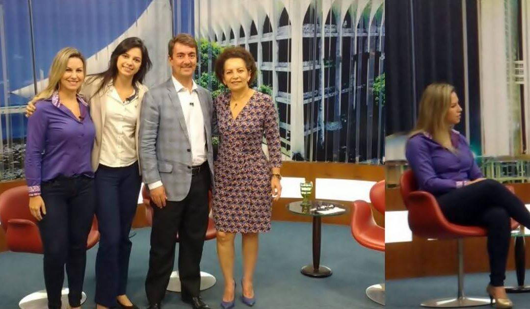 Carolina Veras - Síndrome do Intestino Irritável, TV Boas Novas, Cabeça pra Cima - Psicologia, Neuropsicologia, Psicóloga, Neuropsicóloga
